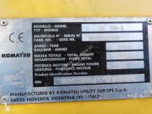 Zobaczyć zdjęcia Ładowarka Komatsu CK20-1