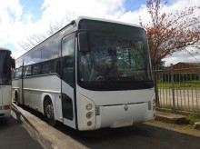 Renault Ares coach used tourism
