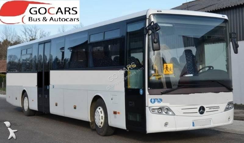 Ver as fotos Autocarro Mercedes Intouro INTOUR0 63+1 euro 5