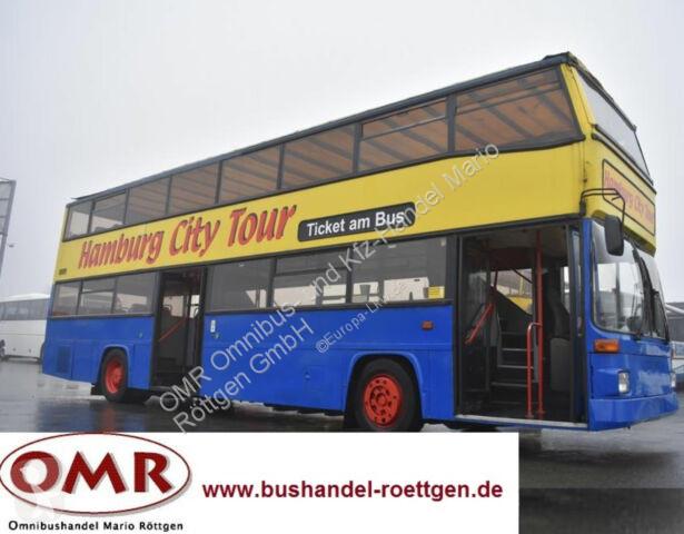 Voir les photos Autocar MAN SD 202 Cabrio / Sightseeing / SD 200 / A14