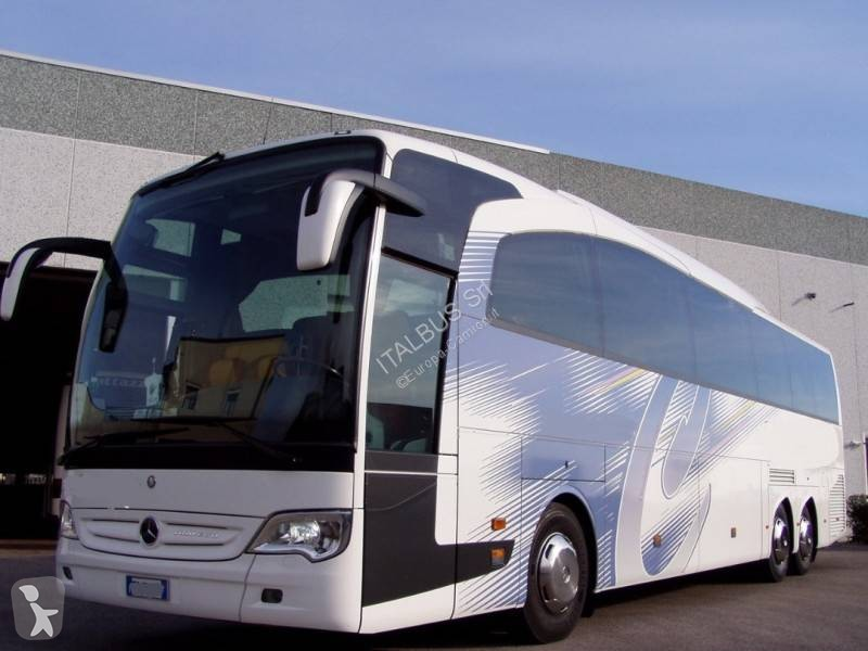 View images Mercedes TRAVEGO RHD - M coach