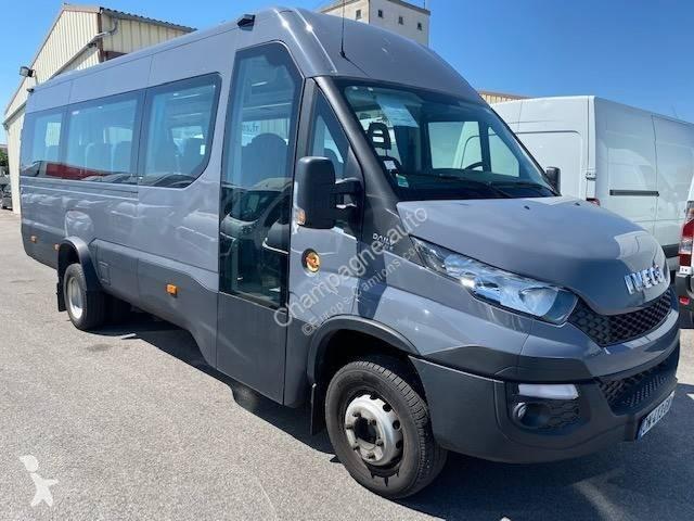 Voir les photos Autocar Iveco Line 170 22 + 1 places