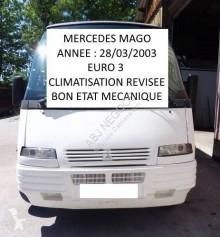 autocar Mercedes 0814-MAGO