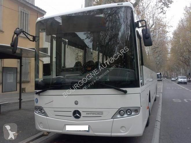 Voir les photos Autocar Mercedes Intouro