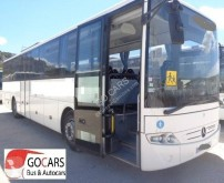 Autocar transport scolaire occasion Mercedes Intouro Optimum + lift 55+4+1