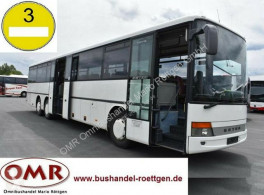 Autokar Setra S 317 UL / 550 / Schlatgetriebe / Guter zustand turistický ojazdený