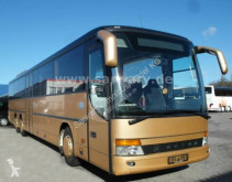 Autokar Setra S 317 UL GT/63 Sitze /319/Klima/6 Gang/Euro 3 turistický ojazdený