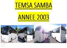 Temsa szériaautó távolsági autóbusz SAMBA