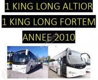 Autocar King Long ALTIOR ET FORTEM ANNEE 2010 de tourisme occasion