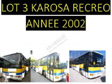 Autocar Karosa Recreo LOT 3 KAROSA RECREO ANNEE 2002 transport scolaire occasion