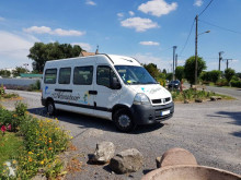 Autocar transport scolaire Renault master 15 places