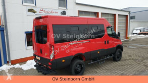Távolsági autóbusz Iveco Daily C 55 Allrad Gelände Bus 4 x 4 új szériaautó