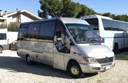 Междуградски автобус Mercedes Sprinter 416 CDI туристически втора употреба