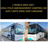 Autocar Irisbus Ares 2 ARES 2007 - IDEAL POUR AMENAGEMENT CAMPING CAR AVEC CARTE GRISE VASP CARAVANE transport scolaire occasion