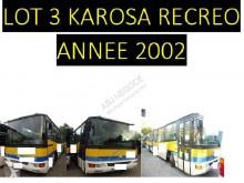 Autocar Karosa Recreo LOT 3 KAROSA = 9 000 € ht transporte escolar usado