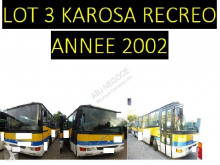 Autocar transporte escolar Karosa Recreo LOT 3 KAROSA = 9 000 € ht