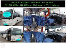 Autocar transporte escolar Irisbus 2 CROSSWAY - EURO 4 - Climatisés