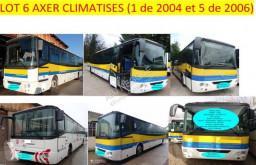 Autocar transport scolaire Irisbus Axer LOT 6 AXER climatisés (1 de 2004 et 5 de 2006)