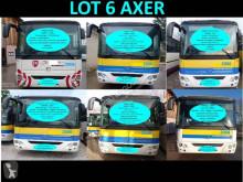 Autocar transporte escolar Irisbus Axer LOT 6 AXER (1 DE 2004 et 5 de 2006)