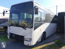 Linjebuss Irisbus Recreo SFR1605C skoltransport skadad
