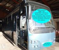 Linjebuss skoltransport Temsa Safari 12 HD - VITRES ET PARE BRISE CASSES - BON ETAT MECANIQUE