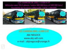 Autocar transport scolaire Karosa Recreo LOT 3 KAROSA 2002 = 6 000 € HT seront passés au Contrôle technique avant la vente