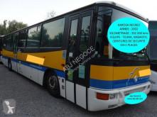 Autocar Irisbus Recreo 2002 - 2500 € HT Véhicule passé au contrôle technique pour 1 mois avant départ transport scolaire occasion