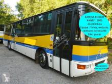Autobus trasporto scolastico Karosa Recreo 2002 - 2500 € HT Véhicule passé au contrôle technique pour 1 mois avant départ