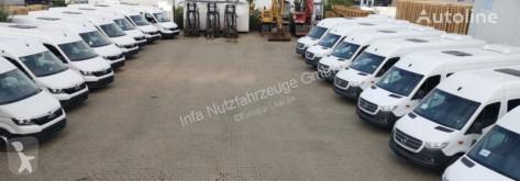 Autocar MAN TGE 5.180 4x2 SB 16+1 Sitzer Klima (32) de tourisme occasion