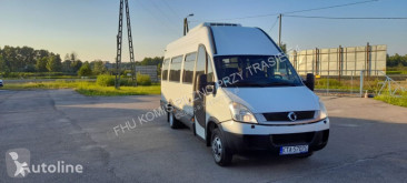Autokar Iveco Daily 50C17 KLIMA 20 MIEJSC + 8 STOJĄCYCH cestovní použitý