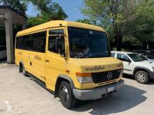 Autocar Mercedes 815 F transport scolaire occasion