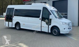 Bus Mercedes Sprinter 519 CDI Heckniederflur Telma 35 Plätze Linienausführung interurbant ny