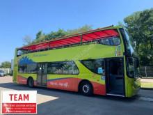 Távolsági autóbusz Unvi MAN CABRIOLET használt emeletes