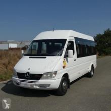 Mercedes 413 CDI Reisebus gebrauchter Schulbus