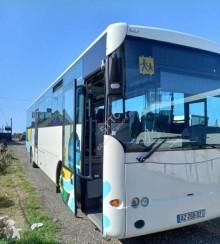 Távolsági autóbusz Ponticelli scoler 3 használt iskolabusz