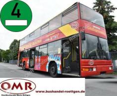 Autobus a doppio piano MAN A 14 Cabrio / Sightseeing / Cabrio / SD