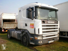 Scania L 114L380 tractor unit used