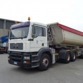 MAN TGA 33.460 tractor unit used