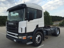 Tracteur Scania P124 360 occasion