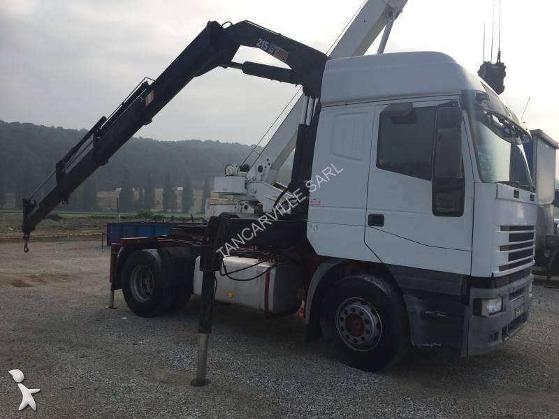 Voir les photos Tracteur Iveco Cursor 440