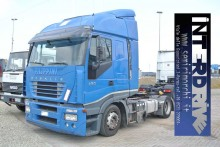 Iveco Stralis 430 tractor unit used low bed