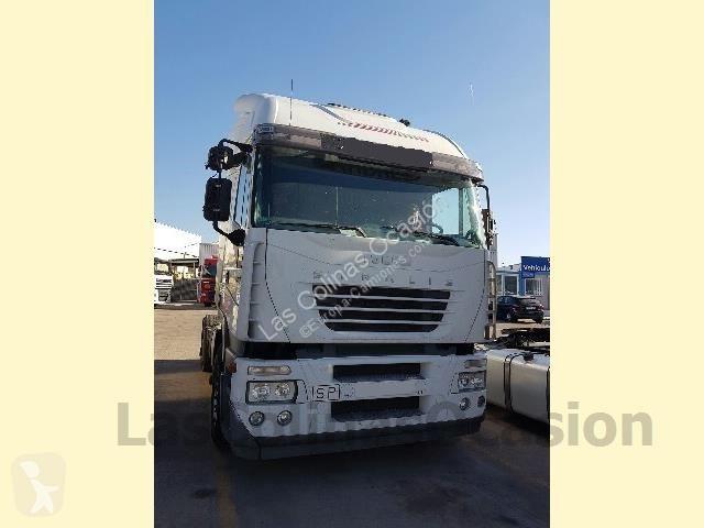 Voir les photos Tracteur Iveco 440