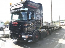 Used exceptional transport tractor unit Scania R 620
