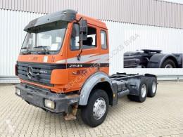 Ciągnik siodłowy Mercedes SK 25/2644 K 6x4 25/2644K 6x4, Retarder, Tractor Unit używany