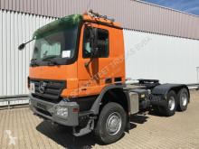 Tracteur Mercedes Actros 3346AS 6x6 3346 AS 6x6, Kipphydraulik