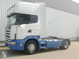 Tracteur Scania R 124 470 4x2 124470 4x2, Kipphydaulik Klima occasion