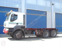 Camión Renault Kerax 450.26 6x6 , 450.26 6x6, Retarder caja abierta usado