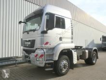 MAN tractor unit TGS 18.400 BB/4x4 18.400 BB 4x4, Kipphydraulik