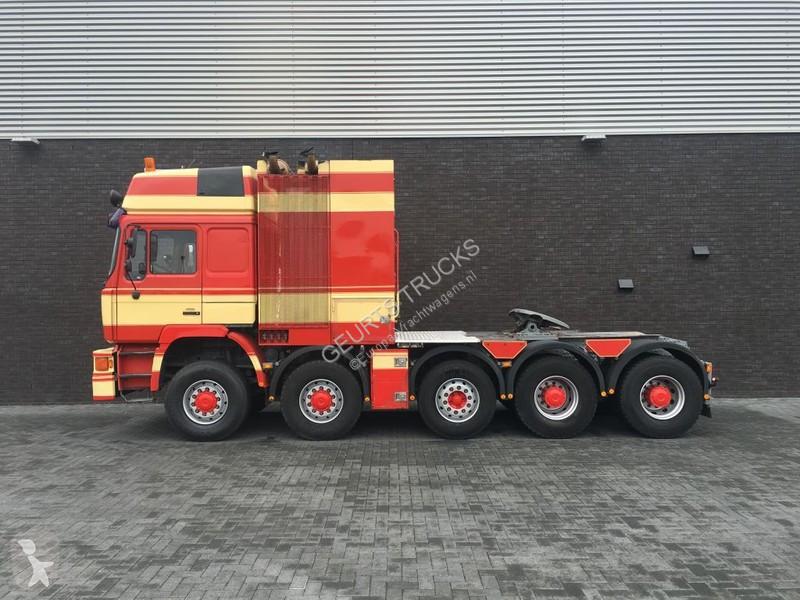 Voir les photos Tracteur MAN 50 502 10X8 HEAVY DUTY TRACTOR
