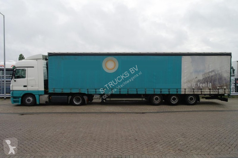 View images Mercedes Actros 1841 tractor-trailer